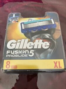 Gillette Fusion5 ProGlide Razor Blades - 8 Pack