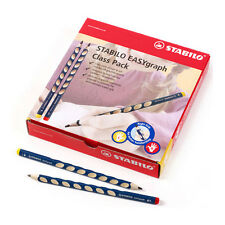STABILO EASYGRAPH 48PK PENCILS CLASSPACK // LEFT & RIGHT HANDED // UK/321-2HB/48