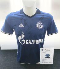 FC-Schalke 04 Trikot 2016/2017, Teamsigniert, S04, gr.164