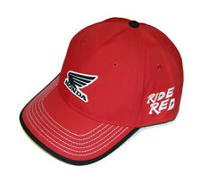 Powertex Honda Redout Cap / Hat - Ride Red