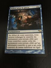 MTG MAGIC SHADOWMOOR PUCA'S MISCHIEF (FRENCH MALICE SELON LE PUCCA) NM