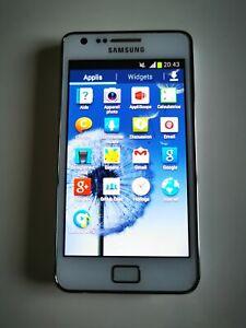 Téléphone Mobile Tactile Samsung Galaxy S2 desimlocker Desimlocker Tout Réseau