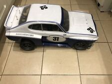 Xrc2 Rc 1/5 Scale Buggy Converted To Car Ford Capri Rs