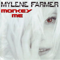 CD ALBUM MYLENE FARMER MONKEY ME RARE COMME NEUF 2012