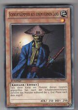 YU-GI-OH Schwertkämpfer aus einem Fernen Land Common LVAL-DE091