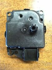 NEW OEM NISSAN DEFROSTER / HEATER ACTUATOR - COMMON IN 2004-2012 TITAN / ARMADA