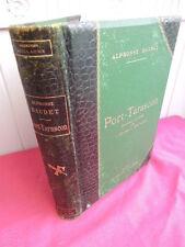 PORT TARASCON Dernières aventures de l'Illustre Tartarin 1890
