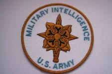 Ricamate Military Intelligence US Army ca 10 cm