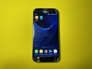 Samsung Galaxy S7 - 32GB - Blue  Smartphone for parts