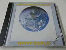 41326 - TANGERINE DREAM - WHITE EAGLE - 1984 CD ALBUM MADE IN U.K. (CDV 2226)