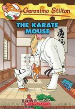 The Karate Mouse by Geronimo Stilton: Good Paperback Book (BR-3)