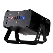 American DJ MICRO ROYAL GALAXIAN II Portable Mini Red/Green Laser Effect Fixture