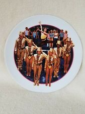 Avon Images of Hollywood A Chorus Line plate in original box