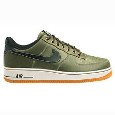 Nike Air Force 1 Workboot Pack Mens 488298-206 Medium Olive Sail Shoes Size 11.5