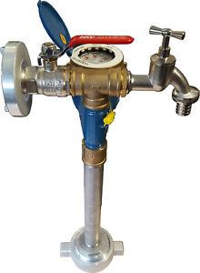 Hoenig Standrohr Feuerwehr B Kupplung Hydrant Unterflurhydrant NEU