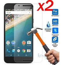 2Pcs 9H+ Premium Tempered Glass Screen Protector For Huawei Google Nexus 6P 2015