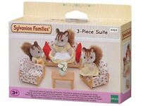 SYLVANIAN FAMILIES - SUITE 3 PIECES TOY