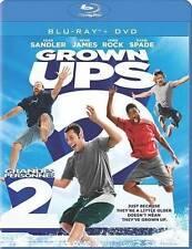 Grown Ups 2 (Blu-ray Disc/DVD, 2013, Canadian)