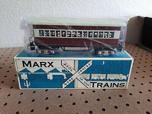 RARE 1996 TCA Marx Trains O Gauge Tarantula RR Car # 5161-2.  MINT BOX & CAR