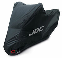 JDC Waterproof Motorcycle Cover Breathable Vented ULTIMATE HEAVY DUTY - Large  L