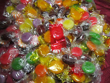 5 lb Assorted Hard Candy Disc Pieces for Parties Pinata Filling Parades