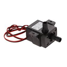 DC12V 3m 240L/H Ultra Quiet Brushless Motor Submersible Pool Water Pump Solar UK