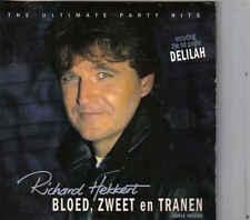 Richard Hekkert-Bloed Zweet en Tranen cd single
