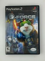 Disney G-Force - Playstation 2 PS2 Game - Complete & Tested