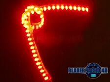 flexible LED Strips 24cm waterproof 12V Red