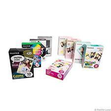 Instax Mini Megapack shiny Kitty Sky Comic Nero Candy rainbow Macchiato