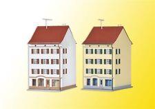 kibri 36843 Spur Z Mehrstöckiges Wohnhaus mit Ladengeschäft, 2 Stück #NEU in OVP