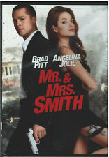 MR AND MRS SMITH (DVD, 2014, Widescreen) NEW