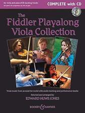 The Fiddler Playalong Viola Collection: V.1: per Viola e Piano (Fiddler Playa