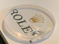 Rolex Sapphire Crystal DateJust / Date / Oyster. Genuine Rolex Parts 25.3mm