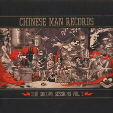 Chinese Man Records - The Groove Sessions Vol (Vinyl 3LP - 2014 - EU - Original)