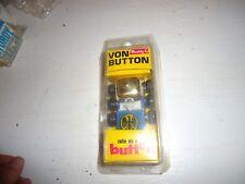 RARE BUDDY L, VON BUTTON, CUTE AS A BUTTON STURDY STEEL DIECAST CAR NO. 4101