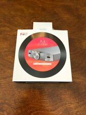 FiiO A3 Portable Headphone Amplifier (Titanium)