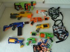 HUGE Nerf Gun Bundle
