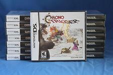 [BRAND NEW& SEALED!] Chrono Trigger (Nintendo DS, 2008) - NEW
