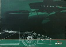 JAGUAR Racing R1 FORMULA UNO PRESS Pack - 2000