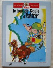 Astérix Le Tour de Gaule & Cléopatre UDERZO & GOSCINNY éd France Loisirs