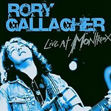 Rory Gallagher - Live At Montreux [CD]