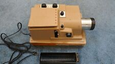 Vintage Revere model 888 automatic slide projector - tested, works perfectly