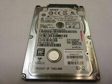 "HGST Travelstar 500GB 2.5"" SATA 7200RPM Laptop Hard Drive HTS725050A7E630 HDD"