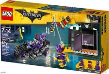 LEGO - BATMAN MOVIE - 70902 - LA POURSUITE EN CATMOTO DE CATWOMAN
