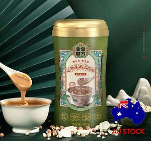 老金磨方 山药薏米芡实粉 代餐粉饱腹营养速食早餐 Yam Barley Gorgon Meal Replacement Powder 600g
