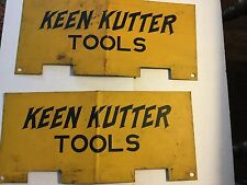 Keen Kutter Tools Display Topper Signs