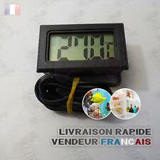 Thermometre digital avec sonde pour refrigirateur / frigo / aquarium