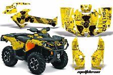 AMR Can-Am Outlander 800R/1000 XT XT-P DPS SST G2 2012-2015 ATV Graphics MLTDN K