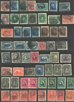Newfoundland Used Collection Scott #28 and onwards.  CV$1100